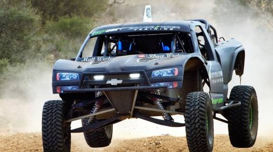 V8 Buggy Adventure 6 Drive Laps - Perth