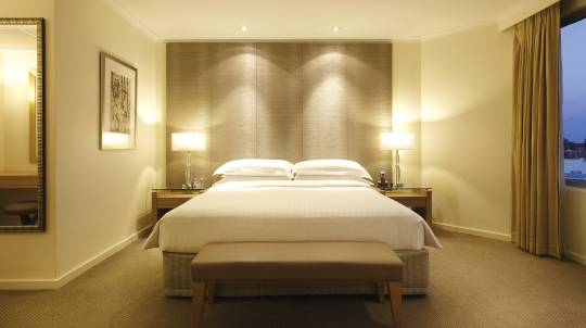 Romantic City Escape in a Suite with Canapés and Breakfast