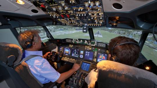Boeing 737-800 Flight Simulator - 30 Minutes - Melbourne