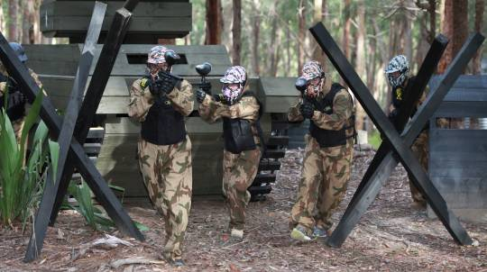 Paintball Experience - 200 Paintballs - Newcastle, NSW