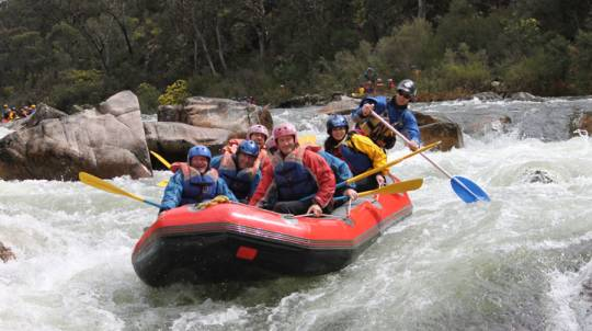 2 Day White Water Rafting Adventure