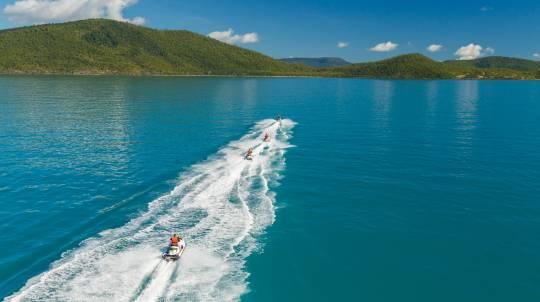 Whitsundays Jet Ski Tour - 90 Minutes - For 2