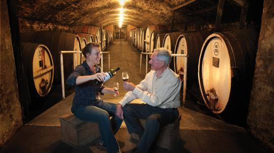 Winery Tour, Wine Blending Session and 2 Course Lunch -For 2