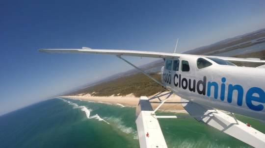 Seaplane Getaway to South Stradbroke Island - Weekend