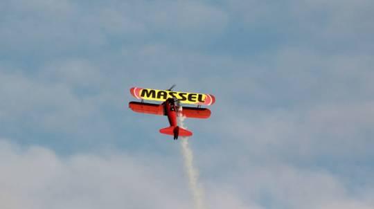 Stunt Pilot Biplane Flight - 30 Minutes