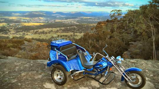 Wentworth Falls Trike Tour - For 2