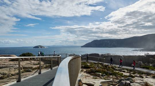 Guided Tour of Torndirrup National Park - 4.5 Hours