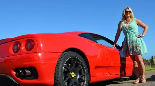 Ferrari Family Fun Drive With Photos