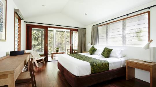 Daintree Rainforest Ecolodge Escape with Breakfast - For 2
