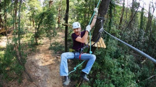 Tree Top Adventure and Zip-Trek Experience - Nowra Park