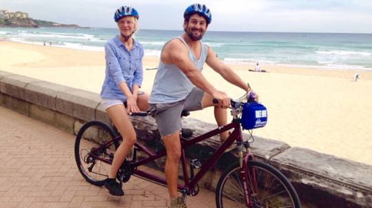 Tandem Bicycle Hire in Manly - 2 Hours
