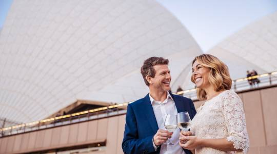 Sydney Opera House Tour and Dinner at Bennelong Restaurant