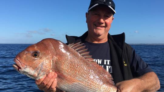 5 Hour Fishing Charter with BBQ Lunch - For up to 10