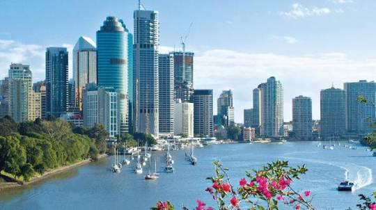 Brisbane River Scenic Biplane Flight - 20 Minutes - For 2