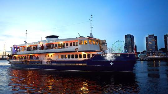 Retro Party Cruise on the Yarra River - 3.5 Hours