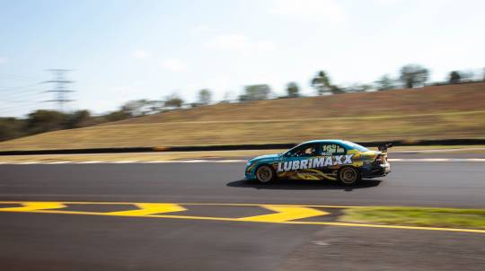 V8 Race Car Driving - 8 Laps - Sydney - NSW