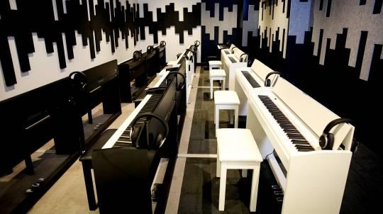 Private Piano Lesson - 45 Minutes
