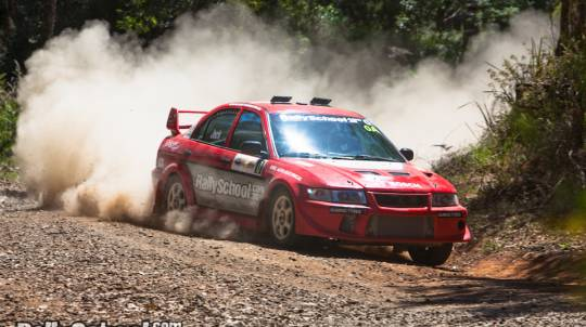Half Day Rally Experience - Hunter Valley