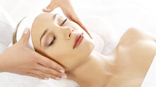 Microdermabrasion, Peel and Massage