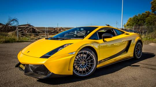 Lamborghini and McLaren Hunter Valley Drive Day - For 2