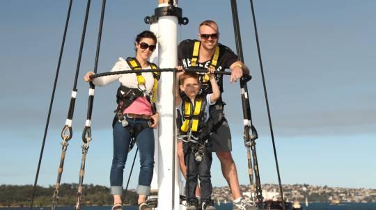 Tall Ship Cruise and Mast Climb - Child