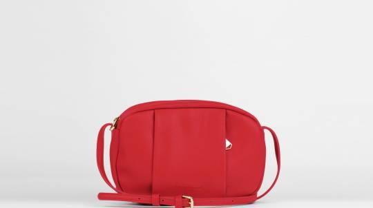 Storyteller Crossbody Bag in Vegan Leather - Various Colours