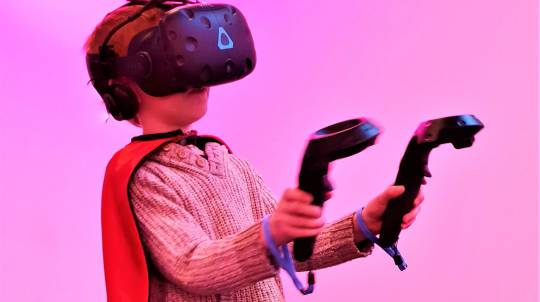 90 Minute Virtual Reality Experience - Adelaide