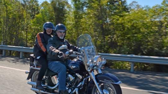 Harley Davidson Brisbane Tour - Half Day