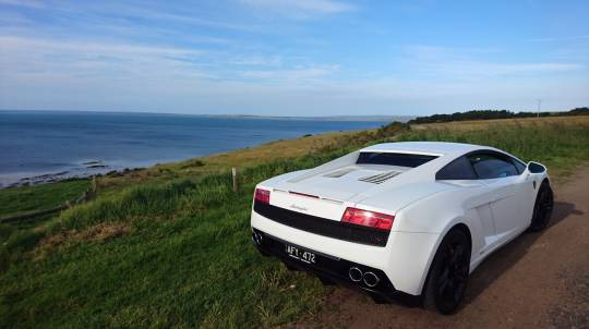 Lamborghini Joy Ride on Phillip Island - 30 Minutes