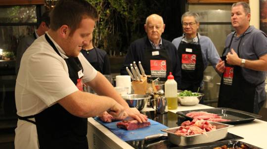 Beer Tasting and BBQ Smoking Cooking Class - Centennial Park