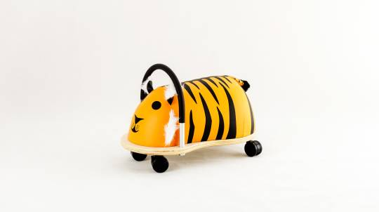 Ride On Tiger Wheely Bug
