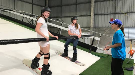 Private Indoor Ski or Snowboard Lesson - 60 Minutes