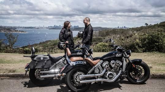 Sydney CBD Motorbike Tour - 60 Minutes