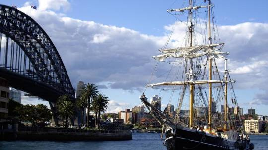 Tall Ship Brunch with Sparkling - For 2