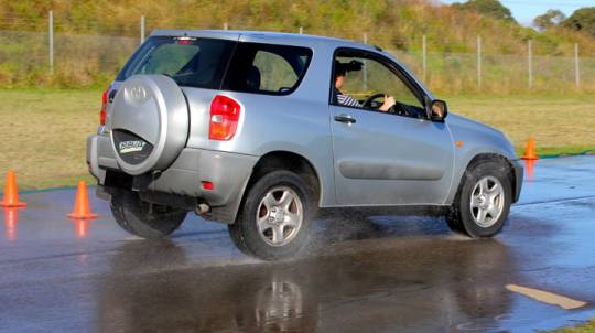 Defensive Driver Training Course with Ian Luff