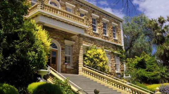 Southern Barossa Valley Chateau and Wine Tour