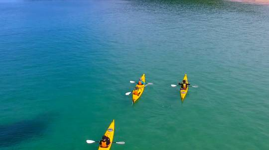 Batemans Bay Day Tour from Canberra with Kayaking
