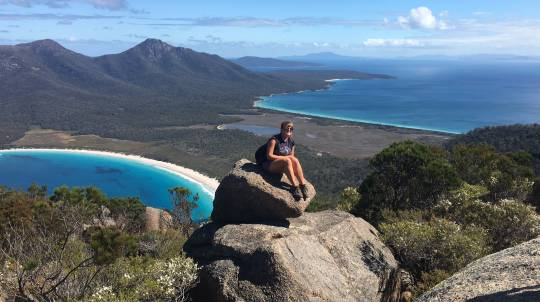 North East Tasmania Hike with Meals and Support Team- 3 Days