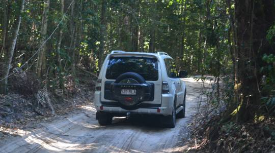 Great Beach Drive 4WD Tour with Lunch - Full Day