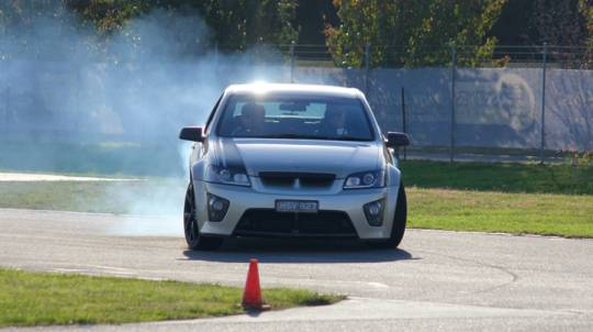 Performance Driving Course In Your Own Vehicle - Full Day