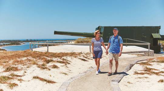 Rottnest Island Full Day Tour with Ferry Transfers and Lunch