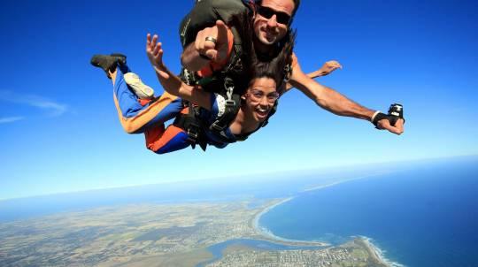 Skydive Great Ocean Road - 12,000ft - Weekend