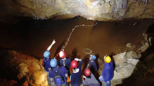 Ngilgi Cave Explorer Adventure Tour