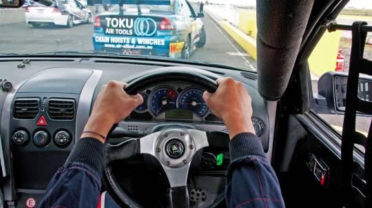 V8 Race Car Driving - 4 Laps - Launceston - TAS