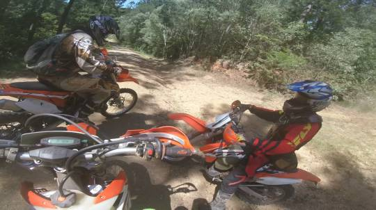 Dirt Bike Rental Package at QLD MOTO Park - Full Day