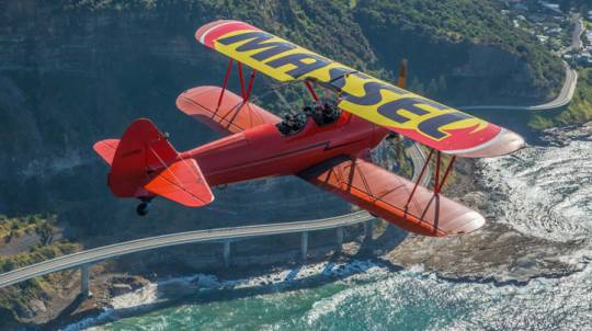 Scenic Biplane Flight - 45 Minutes