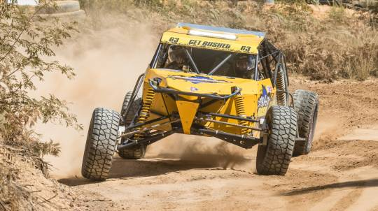 V8 Buggy Drive with Hot Laps Experience - 12 Laps - Ballarat