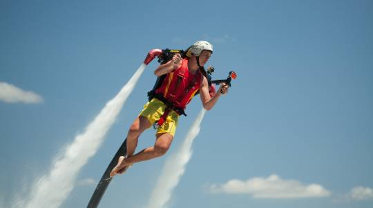 Jetpack or Flyboard Experience - Introductory - Gold Coast