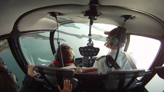 8 Minute Helicopter Flight for 2 - Phillip Island