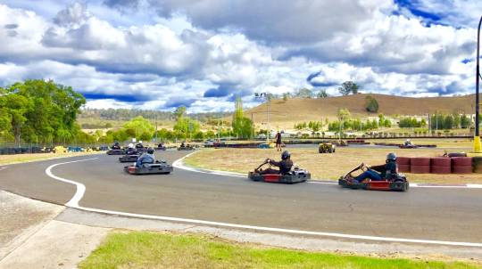 The Challenge Outdoor Karting - 45 Minutes